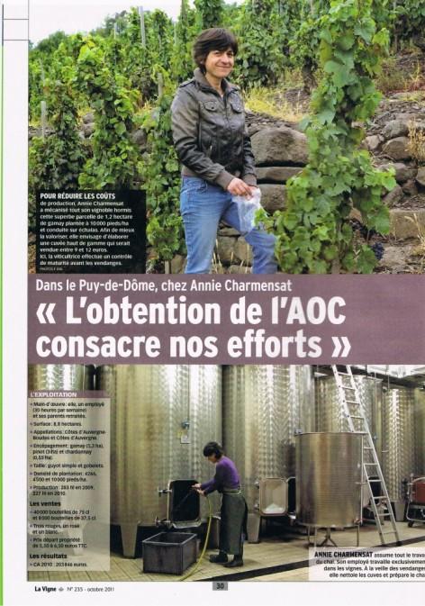 Sans titre - de Caves Indépendantes des Côtes d'Auvergne